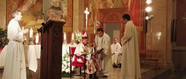 Admissió a Ordes – Bisbat de Tortosa