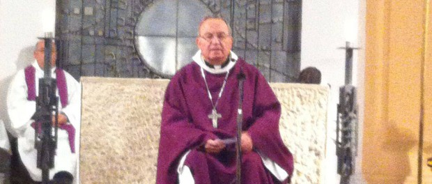 Visita de l'Arquebisbe de Tarragona