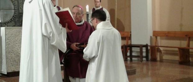 Conferiment del Lectorat – Arquebisbat de Tarragona