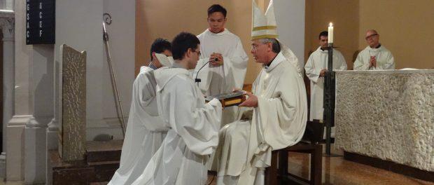 Conferiment del lectorat – Bisbat de Vic