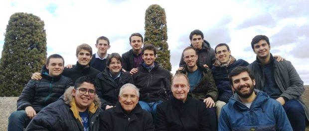 Sortida del Curs Propedèutic a Montserrat