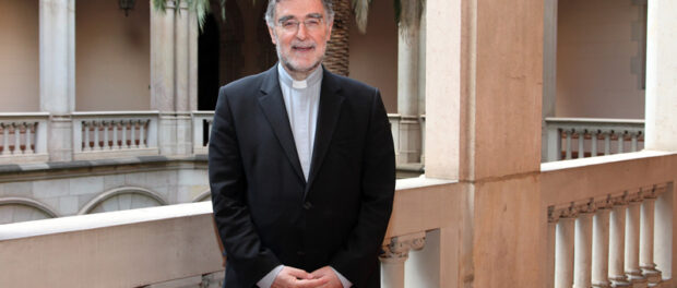 Nomenament de Mn. Armand Puig com a nou rector del Seminari Major Interdiocesà