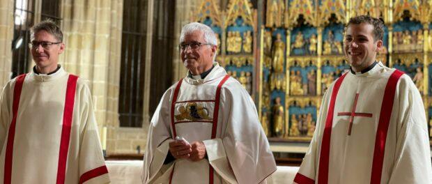 Ordenació diaconal a Tortosa
