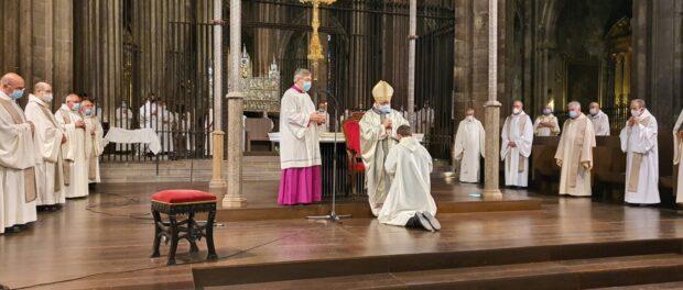 Ordenació diaconal Edgar Jaulent