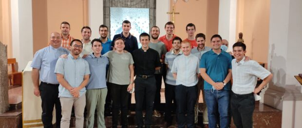 Primera missa al Seminari Major Interdiocesà – Mn. Lluís Vidal
